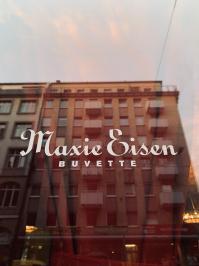 Maxie Eisen im Bahnhofsviertel