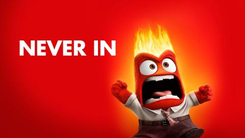 Anger Animation from Inside Out - ANGER!