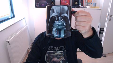 Coffee with Vader