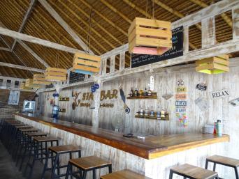 Gili Air Island - Restaurant Bar