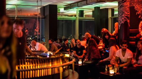 Solar Rooftop Bar Berlin!