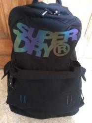 Mein Super Dry Rucksack