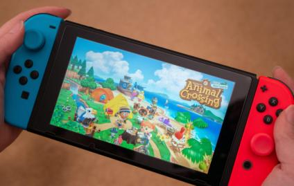 Mein neues Nintendo!