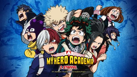 Anime Serien : My Hero Academia