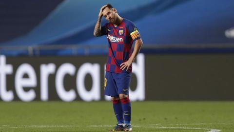 Messi verlässt FC Barcelona!