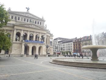 Alte Oper: was für eine wunderschöne Architektur!