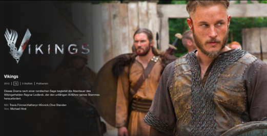 Vikings - I LOVE this serie!