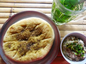 Israelischer Hummus Genuß!