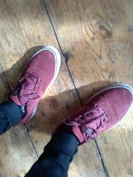 Neue Sneakers!