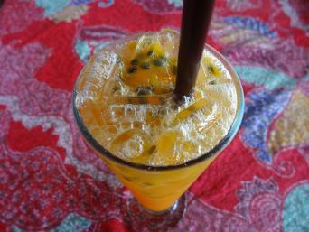 Der beste Passionfruit Smoothie!