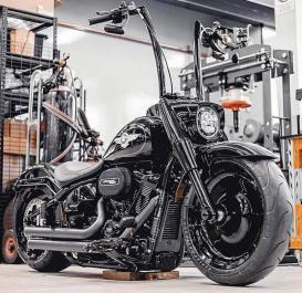 Famous motorcycle